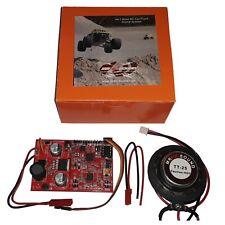 MrRCSound V4.1 RC Car Truck Sound System w/ Sound-Card TT-25 Wires DVD