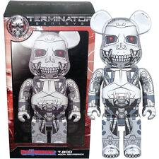 Medicom Be@rbrick Bearbrick Terminator Genisys T-800 400% Skydance Media Figure