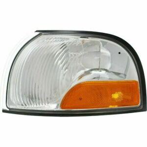 FO2520158 Corner Light for 99-02 Mercury Villager Left