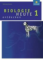 Biologie heute entdecken SI - Ausgabe 2009 für Schleswig-Holstein: Schülerband 1