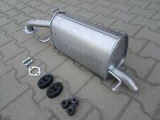 DAEWOO KALOS 1.2 1.4 72//83//94HP 2002-2005 Exhaust Central Silencer