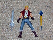 Mattel He-Man MOTU 200x Prince Adam Figure Complete
