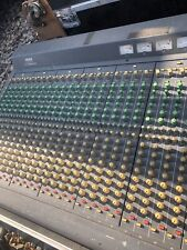 Yamaha Mc3210M mixing console in road case