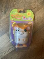 Hamtaro Wind Up Street Players Hamtaro New Sealed In Pack Factory Sealed