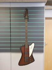 Epiphone Thunderbird 2003 Vintage Sunburst Electric Bass Guitar