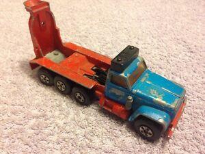 Matchbox Superking K6 Cement Mixer truck