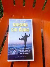 Vintage Martial Arts Qigong Chi Kung by Roger Jahnke OMD Self Healing VHS *RARE*