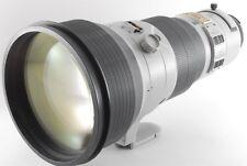Nikon AF-S Nikkor ED 400mm F2.8 D Ⅱ Lens camera Rare Grey Version (3704-B486)
