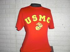 USMC red logo shirt t-shirt men's Medium Marine Corps
