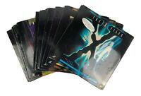 NEW The X-Files TV Series Laserdisc Lot of 17 discs: 34 Episodes of Season 1,2,3