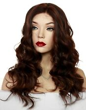 LACE FRONT WIG HEAT FRIENDLY SEXY ROLLING WAVES FS4.30.33 GW322 -DISPLAY MODEL