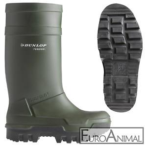 Gummistiefel Dunlop Purofort Thermo + Plus S5 Arbeitsstiefel Sicherheitsstiefel