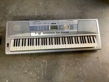 Yamaha Dgx-200 Yamaha portable keyboard music piano works great