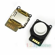 NEW 3D ANALOG JOYSTICK ASSEMBLY FLEX CABLE FOR SONY PSP 2000 SERIES #WHITE