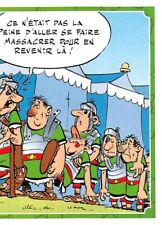 stickers Panini Carrefour  Astérix N° 36