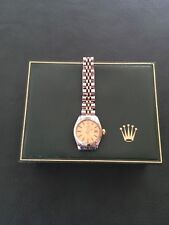 Rolex Women's Watch, Steel & Gold, Perfect condition +Guarantee, +box, Automatic