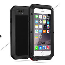 Shockproof Aluminum Gorilla Glass Metal Case for iPhone 12 Pro Max 11 Xs XR 7 8+