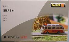 Faller 161617, Spur H0, Faller Car System Reisebus Setra S6 (Brekina), Epoche 3