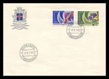 Iceland 1982 FDC, Europa CEPT XXIII. Historical Events. Vinland. Lot # 1.