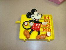 Disney Mickey Mouse Radio Vintage Collectors AM Radio