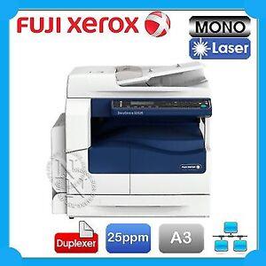 Fuji Xerox S2520 3-in-1 A3 Mono Laser Network USB MFP Printer+Auto Duplexer+DADF