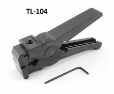 3-Blade Precision Coax Cable Stripping Tool for RG-6, RG-58, RG-59 and RG-62