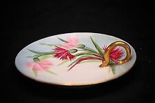 Vintage Bavaria Fine Bone China Bon Bon Serving Dish Loop Finger Handle Germany