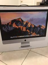 """Apple iMac A1419 27"""" Desktop - MK462LL/A - (October, 2015)"""