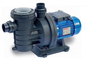 Pompa piscina Speroni elettropompa con pre filtro varie potenze top qualità V230