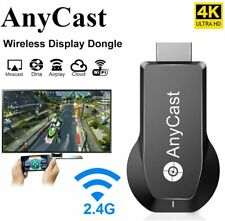 Mirascreen Anycast HDMI Wireless Display Adapter WiFi Screen Mirroring M2 Plus