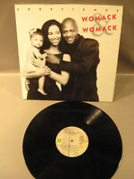 Womack & Womack Conscience von 1986-Vinyl Schallplatte-LP vinyl record