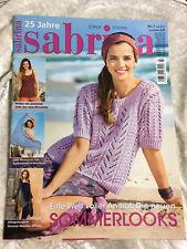 Sabrina Strickjournal 7 / 2013 Strickheft Journal stricken Topp´s Pulli Jacken