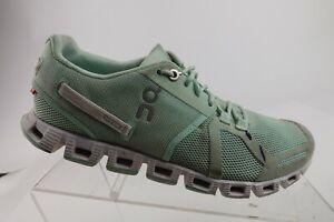 ON Cloud Mint Green Sz 7 Women Running Shoes