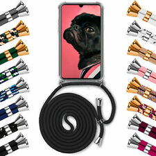 Case Cover with Neck Lanyard Cord Strap for iPhone 11 Pro Max  8 Plus XS SE 2nd
