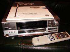 AIWA XC-RW500 Compact Disk Recorder CD Player Japan AC 120V