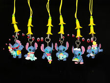 Yujin Disney Lilo & Stitch Banana strap gashapon figure (full set of 6 figures)