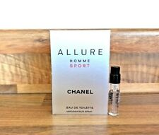 Chanel Allure Homme Sport Eau De Toilette Mens Sample 1.5ml Vial Spray - New