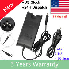 New For Dell Inspiron 15 5570 P75F001 Laptop 65W Charger AC Adapter Power Cord