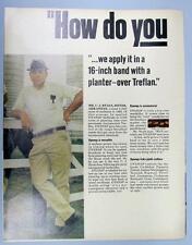 Original  1970 DYANAP Ad Photo Endorsed C J Reyals of Joiner Arkansas HOW DO YOU