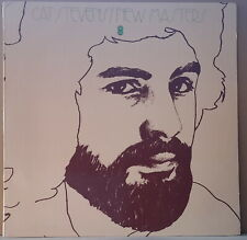 CAT STEVENS - NEW MASTERS 1972 WORLD RECORD CLUB S/5225 AUS PRESSING LP