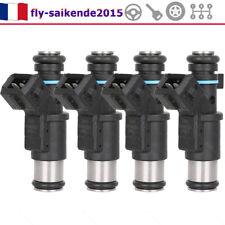 4x Injecteurs pour Peugeot 206 SW 206 3/5 Portes 1.4 1360, 1984E0 01F002A