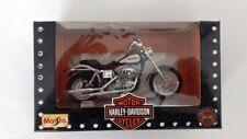 Harley Davidson 2001 FXDL Dyna Low Rider,Maisto 1:18 OVP