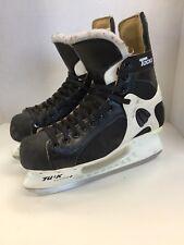 CCM Tacks Custom Fit Vintage Hockey Skates size 10 senior vtg rare ice hockey