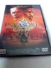 "DVD ""LOS INVASORES"" JACK CARDIFF RICHARD WIDMARK SIDNEY POITER RUSS TAMBLYN"