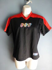 Women's Rolling Stones World Tour shirt jersey licks tongues 2002 2003 small