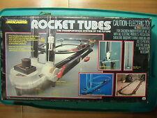 Micronauts Vintage 1979 Rocket Tubes Playset Lot of 70+ Parts w/Box Mego C-6!