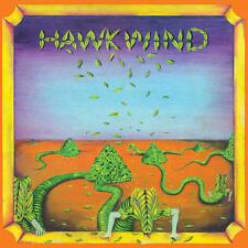 Hawkwind - 1st self titled album - NEW / SEALED LP 4 Men w Beards 180g gaterold
