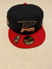 Richmond Flying Squirrels 59fifty New Era Hat 4th Of July Size: 7 3/8 Men's MILB