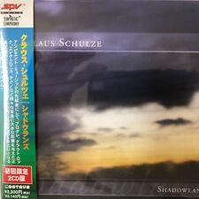 Klaus Schulze - Shadowlands(Deluxe 2CD), 2013 OTCD-3069 Japan