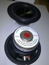 WOOFER 800 W 4 ohm 21 cm (8 inc) CONO POLYP. E CELLULOSA  HIFI HOME CAR CINEMA